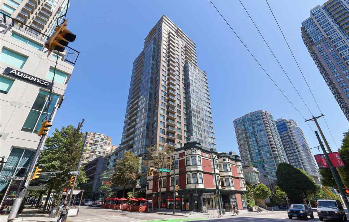1504 - 888 Homer Street, Downtown VW, Vancouver West